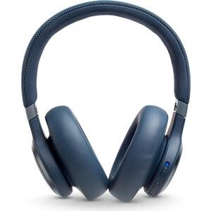Наушники JBL Live 650BT blue