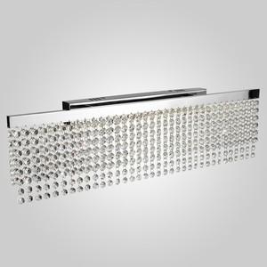 цена на Настенный светодиодный светильник Eurosvet 90049/1 хром