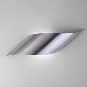 Настенный светодиодный светильник Eurosvet 40130/1 Led сатин-никель