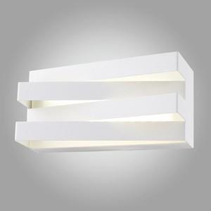 Настенный светодиодный светильник Eurosvet 40137/1 белый
