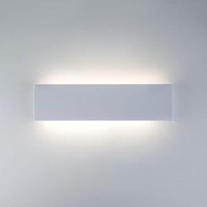 Настенный светодиодный светильник Eurosvet 40131/1 Led белый накладной светильник eurosvet sandy 40014 1 led кофе