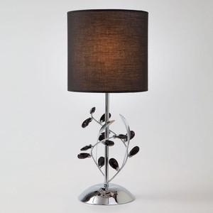 Настольная лампа Eurosvet 01017/1 хром лампа настольная декоративная евросвет элегант 01017 1