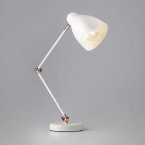 Настольная лампа Eurosvet 01024/1 белый