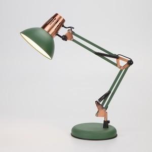 Настольная лампа Eurosvet 01034/1 зеленый