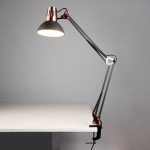 Настольная лампа Eurosvet 01020/1 черный
