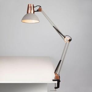 Настольная лампа Eurosvet 01021/1 серый