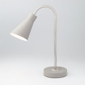 Настольная лампа Eurosvet 01029/1 серый