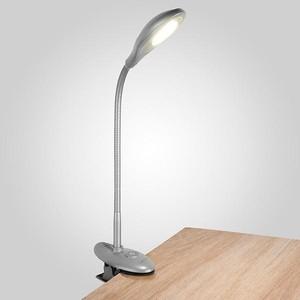 Настольная лампа Eurosvet 90198/1 серебристый