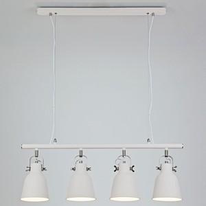 Подвесной светильник Eurosvet 50083/4 белый