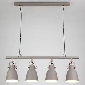 Подвесной светильник Eurosvet 50083/4 серый