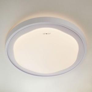 Потолочный светодиодный светильник Eurosvet 40006/1 LED белый накладной светильник eurosvet sandy 40014 1 led кофе