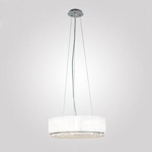 Подвесной светильник Eurosvet 10071/4 хром Strotskis