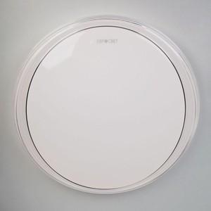 Потолочный светодиодный светильник Eurosvet 40008/1 LED белый