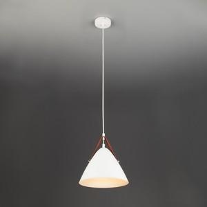 Подвесной светильник Eurosvet 50141/1 белый цены онлайн