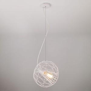 Подвесной светильник Eurosvet 50061/1 белый