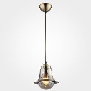 Подвесной светильник Eurosvet 50055/1 античная бронза