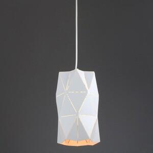 Подвесной светильник Eurosvet 50145/1 белый