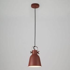 Подвесной светильник Eurosvet 50083/1 бордовый