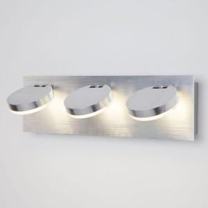 Светодиодный спот Eurosvet 20004/3 алюминий