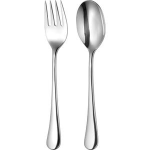 Набор столовых приборов для салата 2 предмета Robert Welch Radford Bright (RADBR1086V)