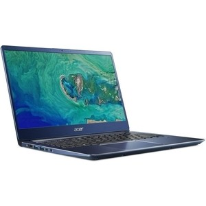 Ноутбук Acer Swift 3 SF314-54-55A6 (NX.GYGER.002) Blue 14
