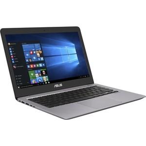 Ноутбук Asus Zenbook UX310UA-FC1079 (90NB0CJ1-M18720) grey 13.3 (FHD Core i3-7100U/8Gb/256Gb SSD/DOS) rq x7 2 5 sata iii ssd black grey 256gb