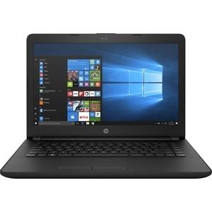 Ноутбук HP 14-bs023ur (2CN66EA) Black 14 (HD i3-6006U/4Gb/500Gb/DVDRW/Radeon 520 2GB/W10) hp pavilion 15 au129ur [z6k75ea] silver 15 6 hd i3 7100u 4gb 1tb dvdrw w10