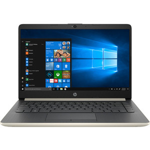 Ноутбук HP 14-cf0010ur (4KD17EA) gold 14 (FHD i5-8250U/4Gb/1Tb+16Gb Optane/AMD530 2Gb/W10) ноутбук hp pavilion 15 cs0023ur 4ju98ea core i5 8250u 4gb 1tb 16gb optane nv mx150 2gb 15 6 fullhd win10 rose gold