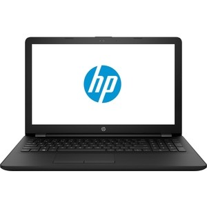 Ноутбук HP 15-bs165ur (4UK91EA) black 15.6