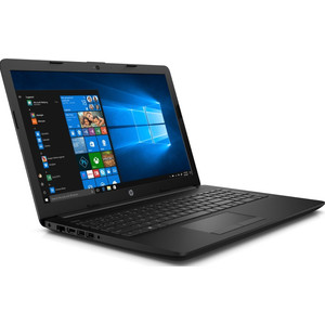 Ноутбук HP 15-db0049ur (4KG50EA) black 15.6