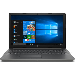 Ноутбук HP 15-db0190ur (4ML61EA) grey 15.6
