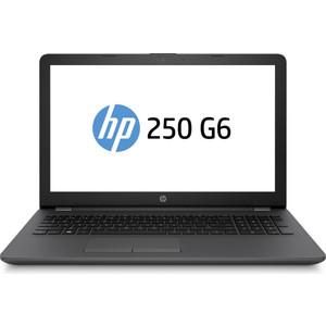 Ноутбук HP 250 G6 (3VK28EA) Dark Ash Silver 15.6 (HD i3-7020U/4Gb/256Gb SSD/DVDRW/DOS) ноутбук hp 250 g6 4lt09ea core i3 7020u 8gb 256gb ssd 15 6 dvd win10pro
