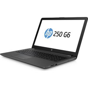 Ноутбук HP 250 G6 (4LT08EA) Dark Ash Silver 15.6 (HD i3-7020U/4Gb/128Gb SSD/DVDRW/W10Pro) персональный компьютер hp bundles 400 g3 [1qn65es] dm i3 6100 8gb 128gb ssd w10pro hp v213a 20 7 monitor