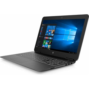 Ноутбук HP Pavilion 15-bc417ur (4GW67EA) Black 15.6 (FHD i5-8250U/8Gb/1Tb+128Gb SSD/GTX1050 4Gb/DOS) ноутбук msi gl73 8rc 252xru core i5 8300h 8gb 1tb nv gtx1050 4gb 17 3 fullhd dos black