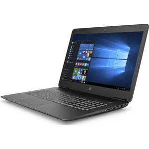 Ноутбук HP Pavilion 17-ab317ur (2PQ53EA) Shadow Black 17.3 (FHD i5-7300HQ/8Gb/1Tb+128Gb SSD/GTX1050Ti 4Gb/DVDRW/W10) ноутбук msi gs73 7re 015ru core i7 7700hq 8gb 2tb 128gb ssd nv gtx1050ti 4gb 17 3 fullhd dvd win10 black