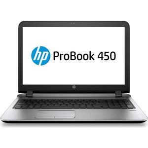 Ноутбук HP ProBook 450 G3 (4BD32ES) Metallic Grey 15.6 (HD i3-6100U/8Gb/256Gb SSD/W10Pro) ноутбук hp probook 655 g3 z2w21ea