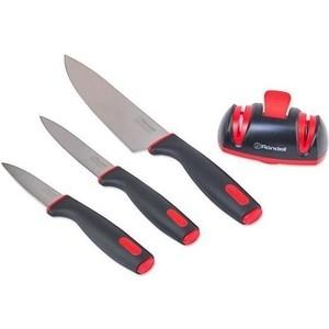 Набор ножей 4 предмета Rondell Urban (RD-1011) 617 rd лопатка кулинарная urban rondell
