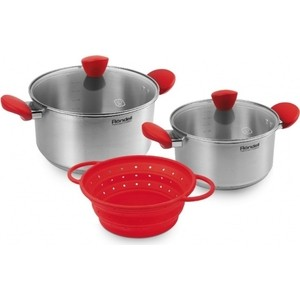 Набор посуды 5 предметоа Rondell Brei (RDS-1003)