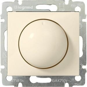 Диммер поворотный Legrand СП Valena 400Вт слоновая кость (774161) цена