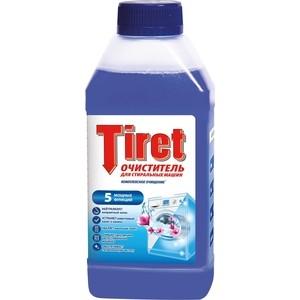 Очиститель Tiret для стиральных машин, 250 мл средство для чистки барабанов стиральных машин nagara 5 х 4 5 г