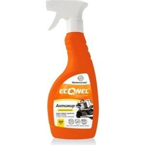 Чистящее средство ECONEL Антижир для кухни, 500 мл средство для мытья кухонных поверхностей clean home антижир концентрат 200 мл