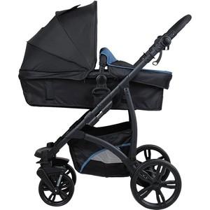 Коляска прогулочная Alis FASTER синий (УТ0010120) коляска прогулочная tutis mimi style 2 в 1 цвет деним синий