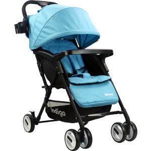 Коляска прогулочная Indigo BRAVO синий (УТ0010154)