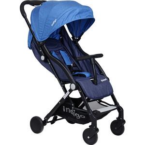 Коляска прогулочная Indigo SMART синий (УТ0010160)