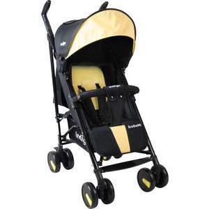 Коляска трость Indigo DoReMi 19 желтый (УТ0010173) коляска трость indigo doremi 19 салатовый ут0010174