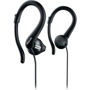 Наушники Philips SHQ1250T black philips s337 black red