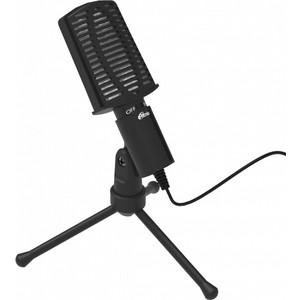 Микрофон Ritmix RDM-125 black