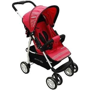 Коляска прогулочная Everflo E-230 Pink (ПП100003421) коляска прогулочная everflo safari beige e 230 luxe