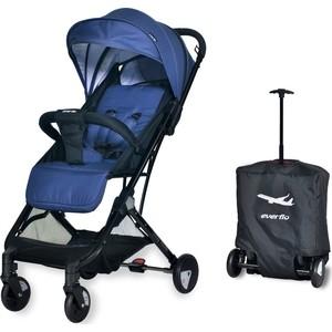 Коляска прогулочная Everflo Baby travel E-330 jeans (ПП100004237)