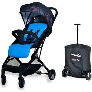 Коляска прогулочная Everflo Baby travel E-330 blue (ПП100004234)